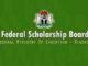 Federal-Scholarship-Board-Nigerian-Award-Scholarship