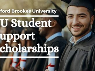 EU Student Support Scholarships at Oxford Brookes University