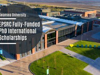 Fully Funded EPSRC and Johnson Matthey Ph.D. Scholarship at Swansea University