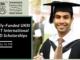 Fully-Funded UKRI CDT International PhD Scholarships