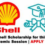 Apply For Shell Postgraduate Scholarship