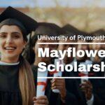 University of Plymouth Mayflower Scholarships for International Students