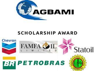 Apply for Agbami Scholarships